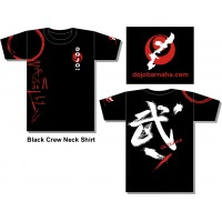DOJO Bar KOBUDO BLACK t-shirt