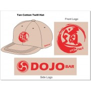 NEW DOJO Bar cap